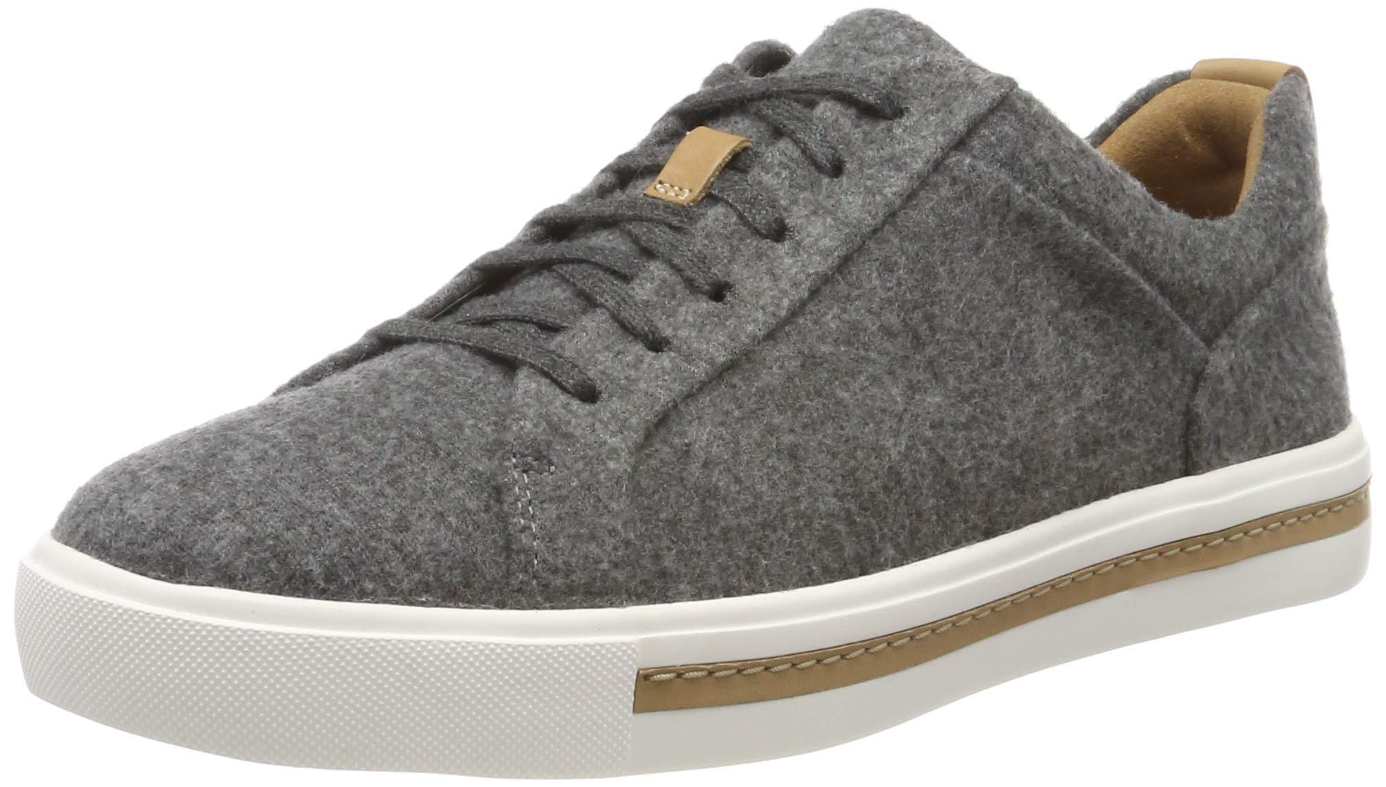 Maui Eu LaceSneakers Grey Clarks Basses Textile40 Un FemmeGris rxBWCodeQE