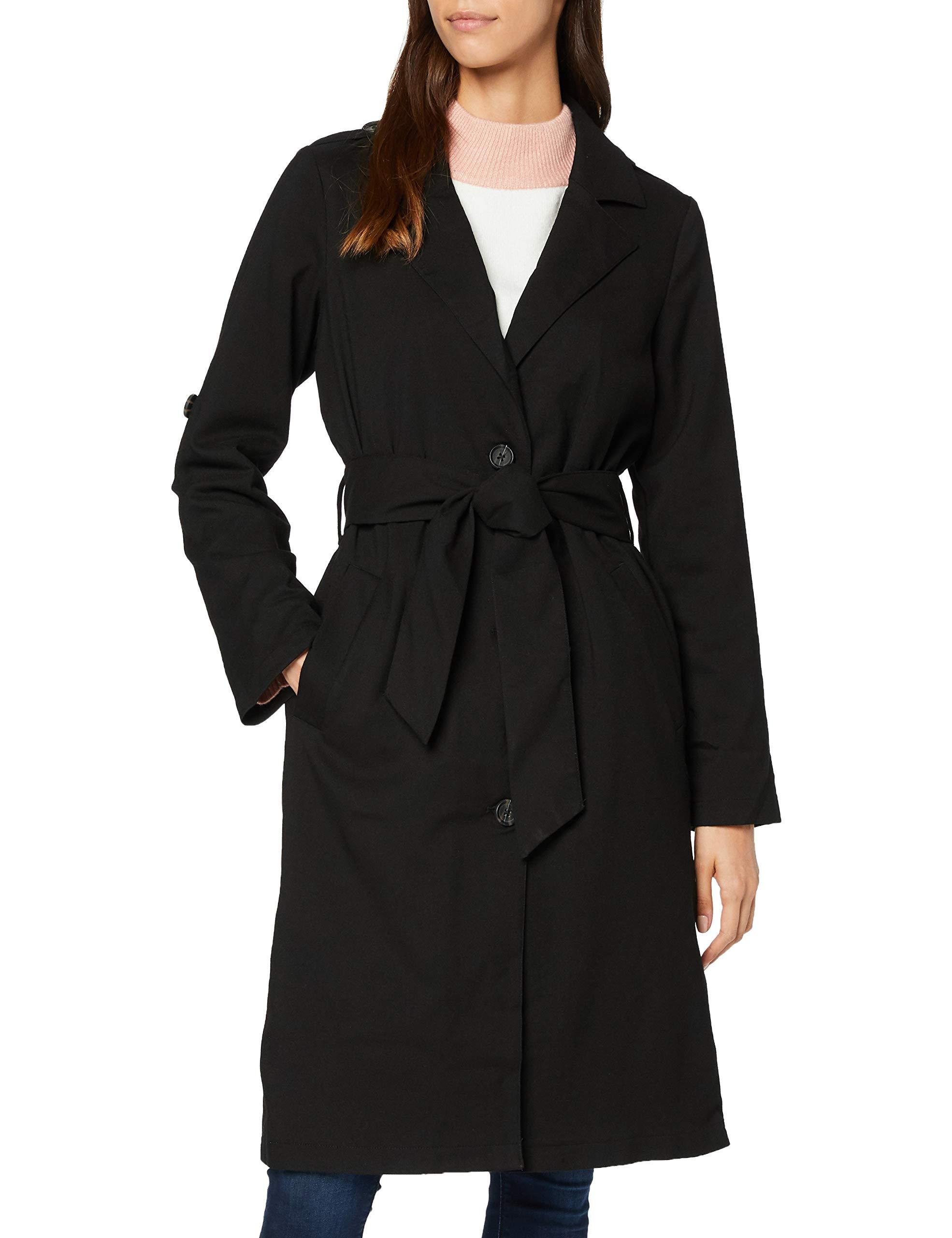L Noos Nos Jacket BlousonNoir Object BlackMedium Objannabelle s Femme N08nPkwOX