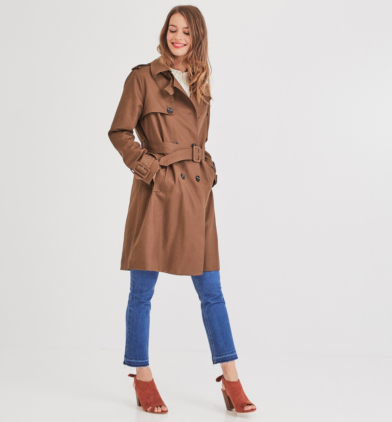 Promod Trench Femme Trench Trench Promod Classique Classique Promod Femme Femme Trench Classique Promod nOk8PXN0w