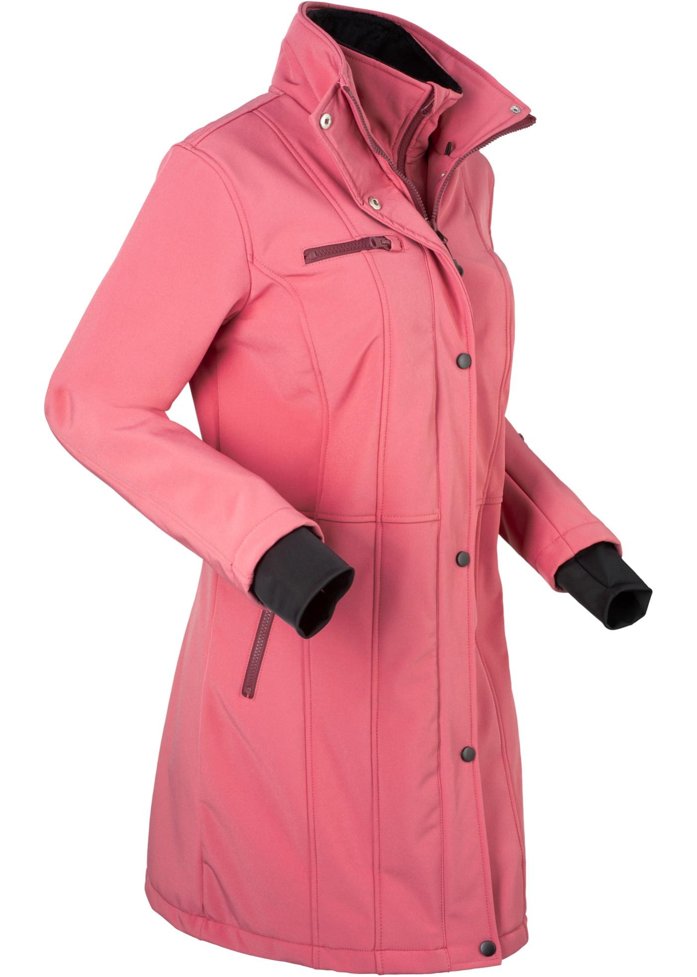 Pour Style Bpc Fuchsia Longues Softshell 2en1 Extensible Femme Manches Bonprix CollectionVeste rCdhQts