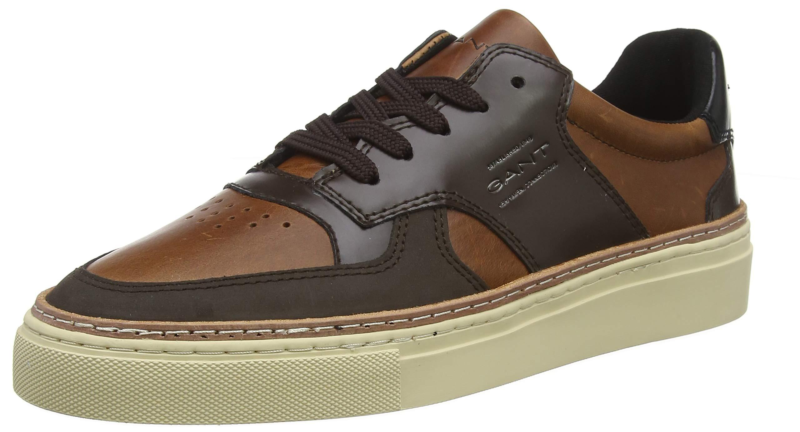 G45743 cognac DenverBrogues HommeMulticoloreespresso Gant Footwear Eu T1FcKlJ