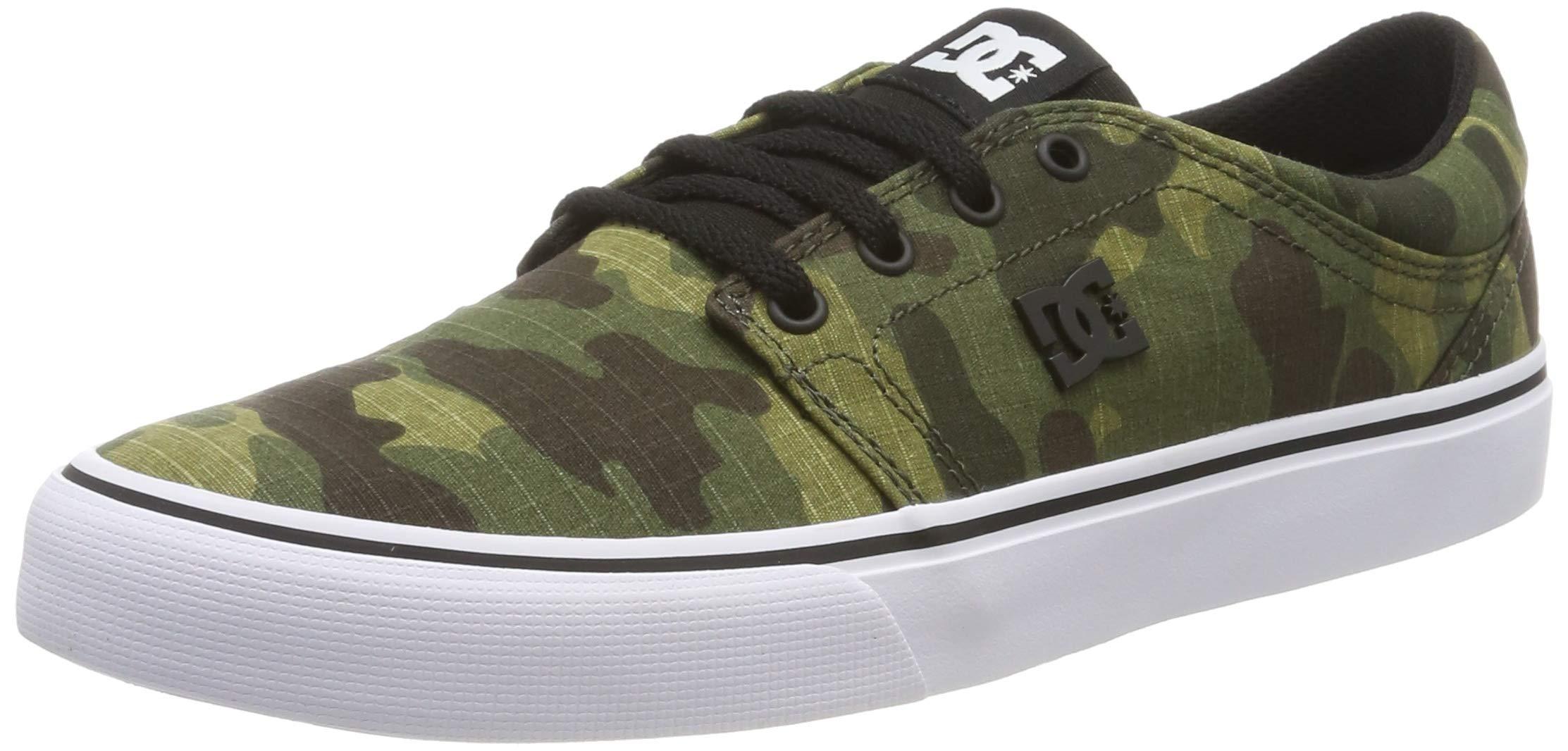 Dc Hommecamo36 Eu shoes Skateboard 5 Se For Tx MenChaussures ShoesdcshiTrase De OkiuZPXTw
