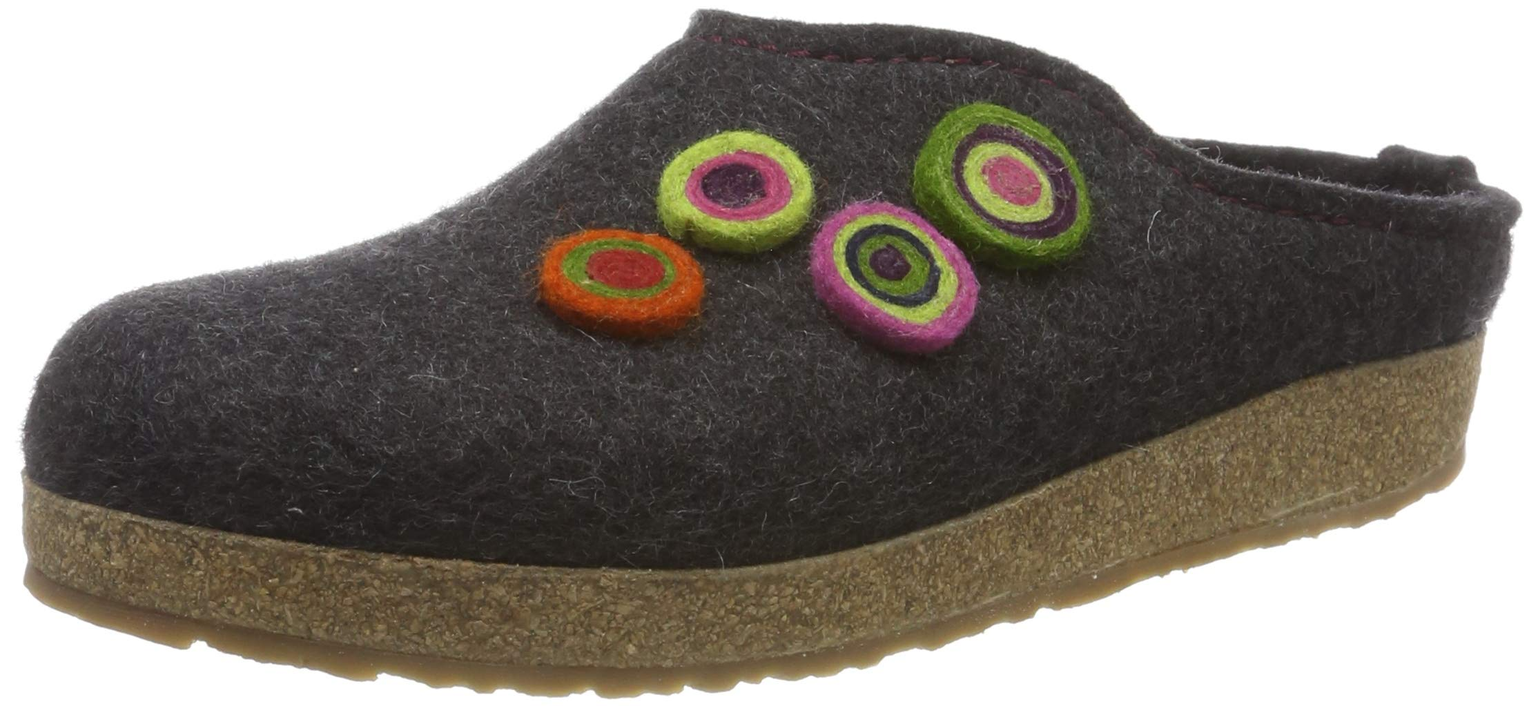 Grizzly KanonChaussons Mules Mixte Haflinger AdulteGrisgraphit 7736 Eu WDHIeE2Y9b