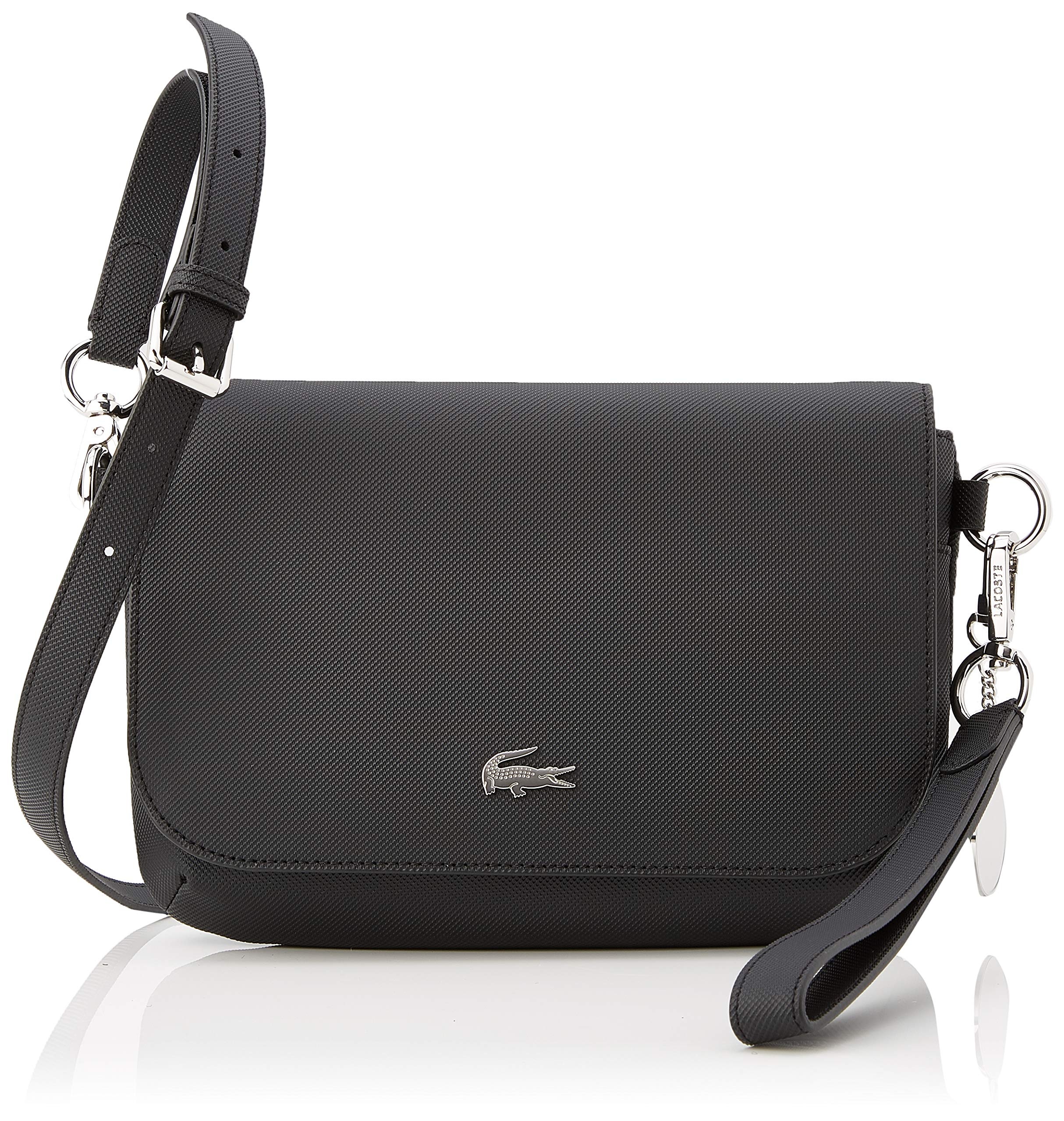 Lacoste Femme Daily Sac Noirblack Classic Bandouliere pjLqMGUzSV