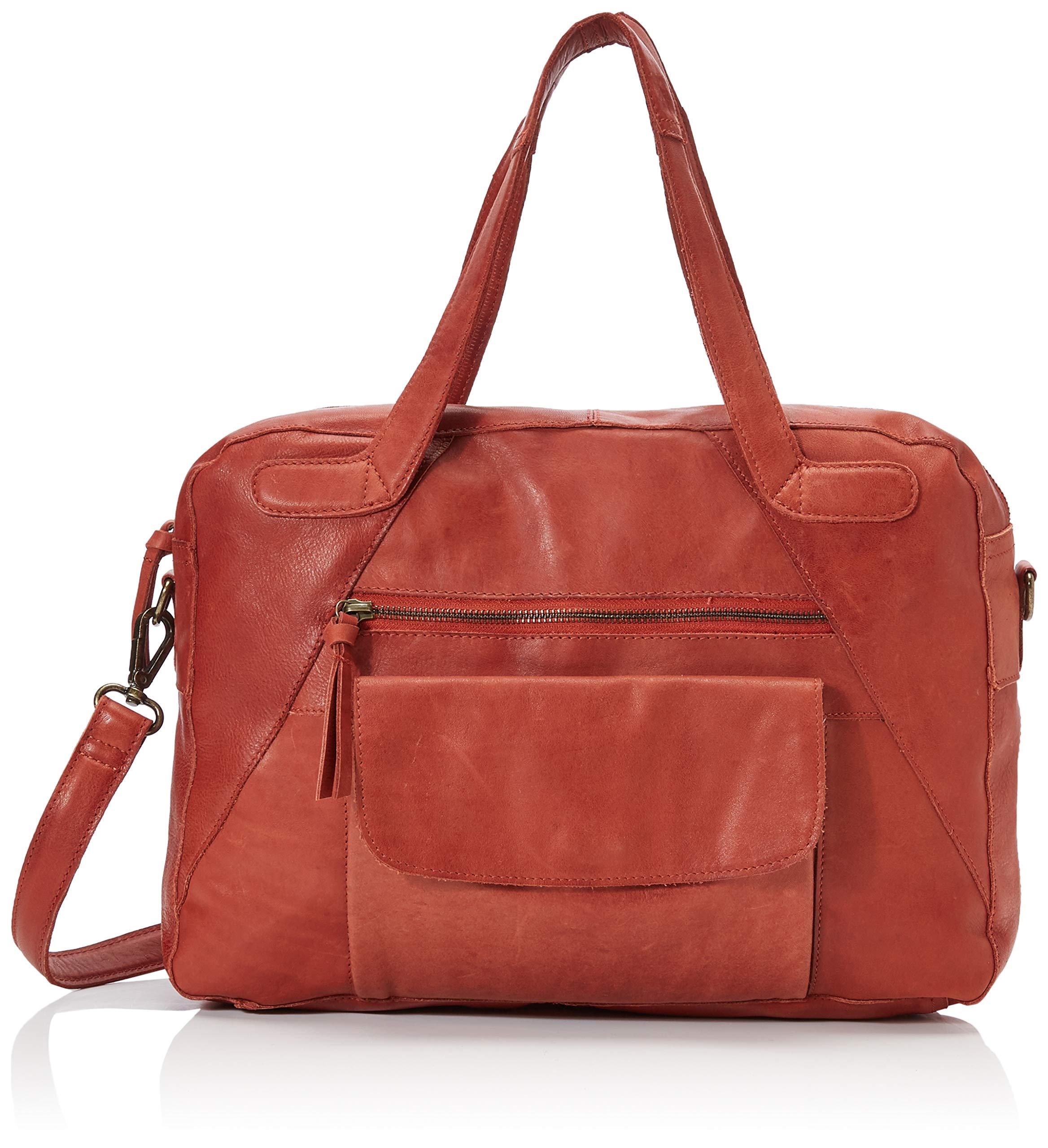 T BagSacs Épaule Leather X H Pccollina 5x37x25 Cmb Pieces Portés FemmeMarronpicante11 rdCBxoe