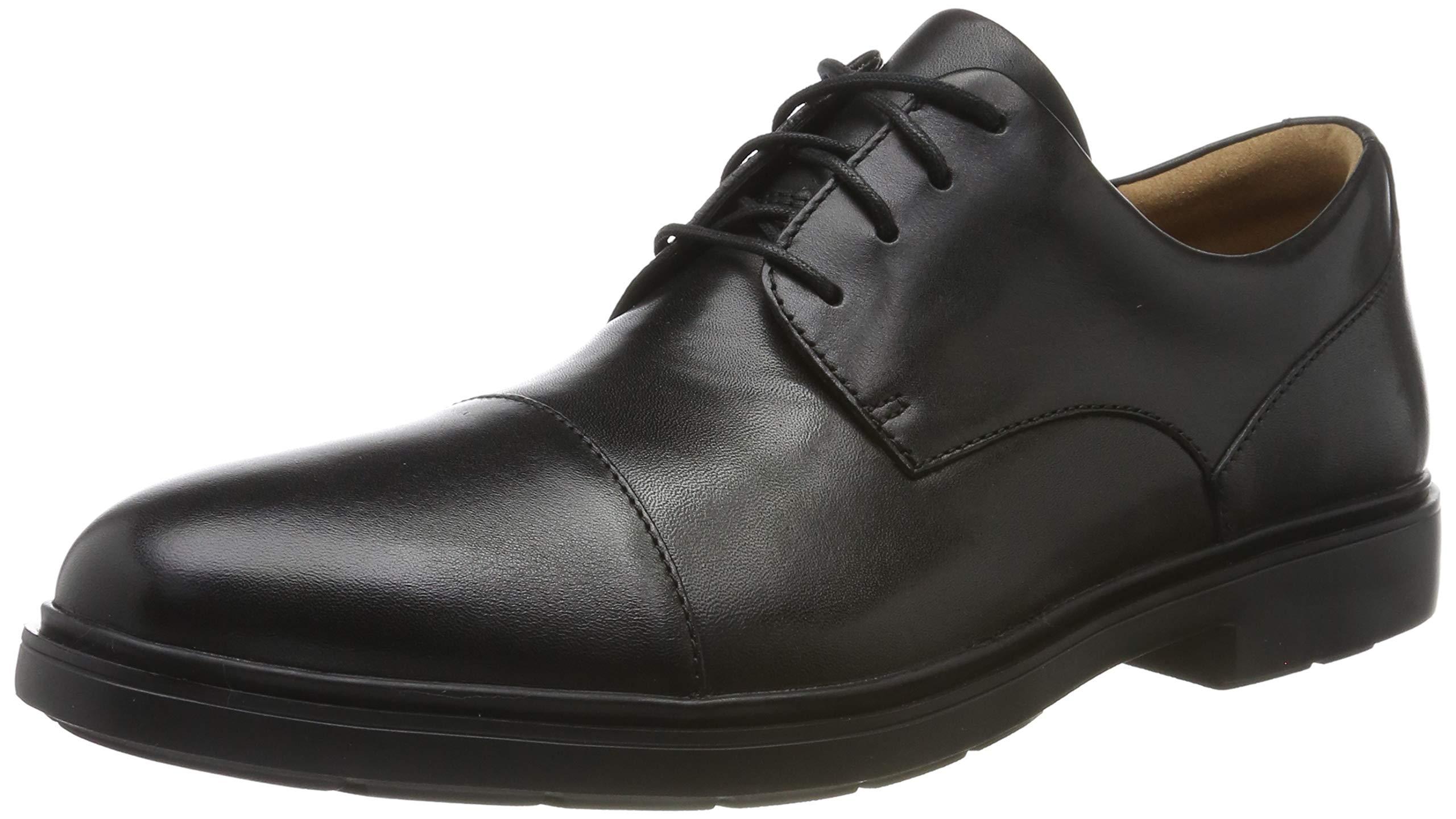 Tailor Clarks 5 CapDerbys Un HommeNoir Leather44 Eu Black TF13luJcK