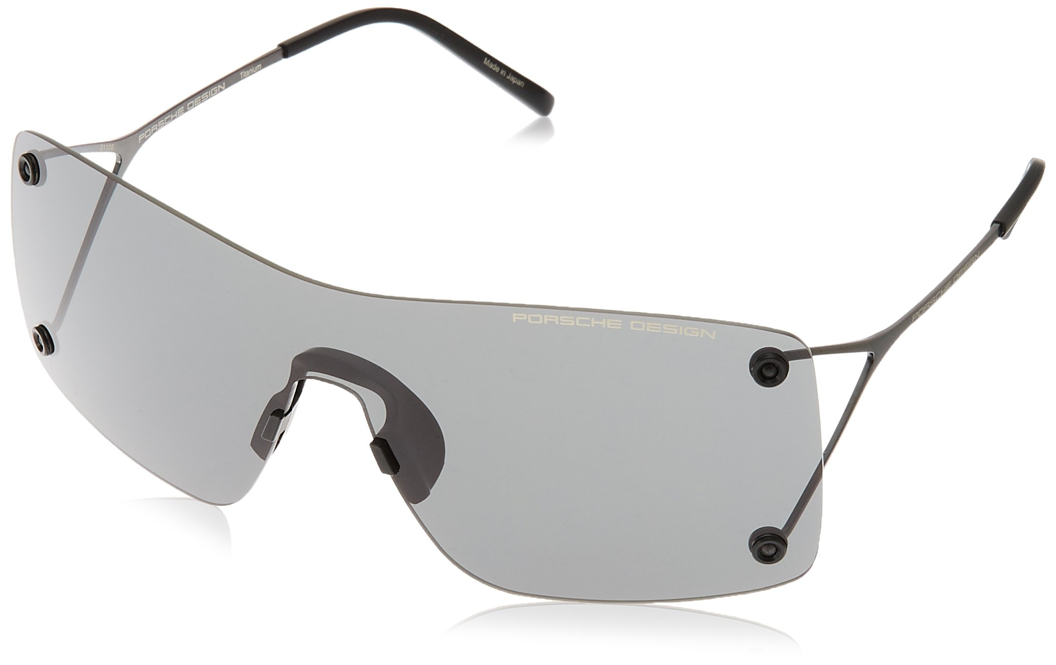 Homme C Montures Porsche De LunettesNoirschwarz99 1 0 Sonnenbrille 99 Design P8620 145 8nwXNP0Ok