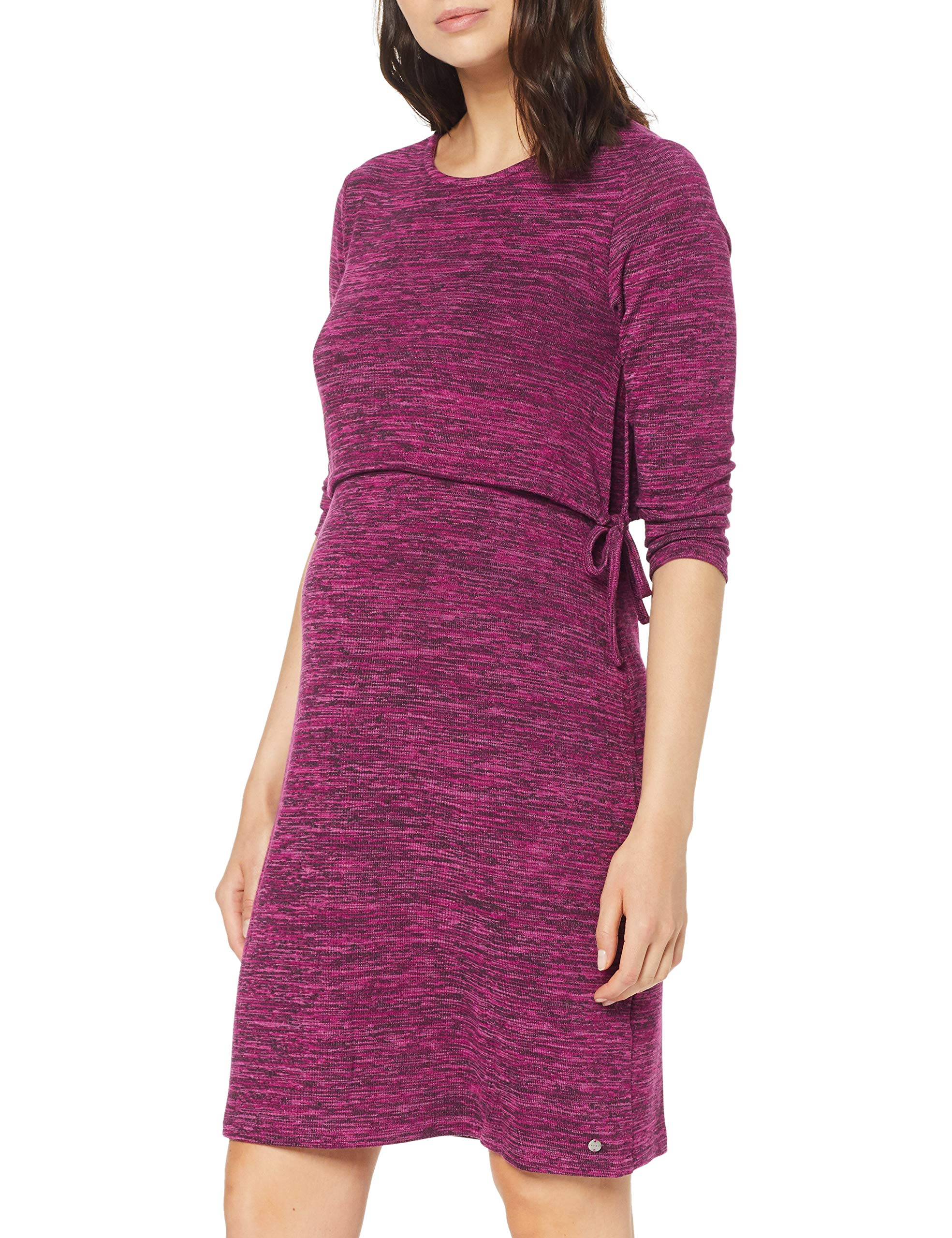 4 Maternity 60642taille 3 Sl FabricantLargeFemme Red RobeVioletplum Nursing Esprit Dress VpMqzSU