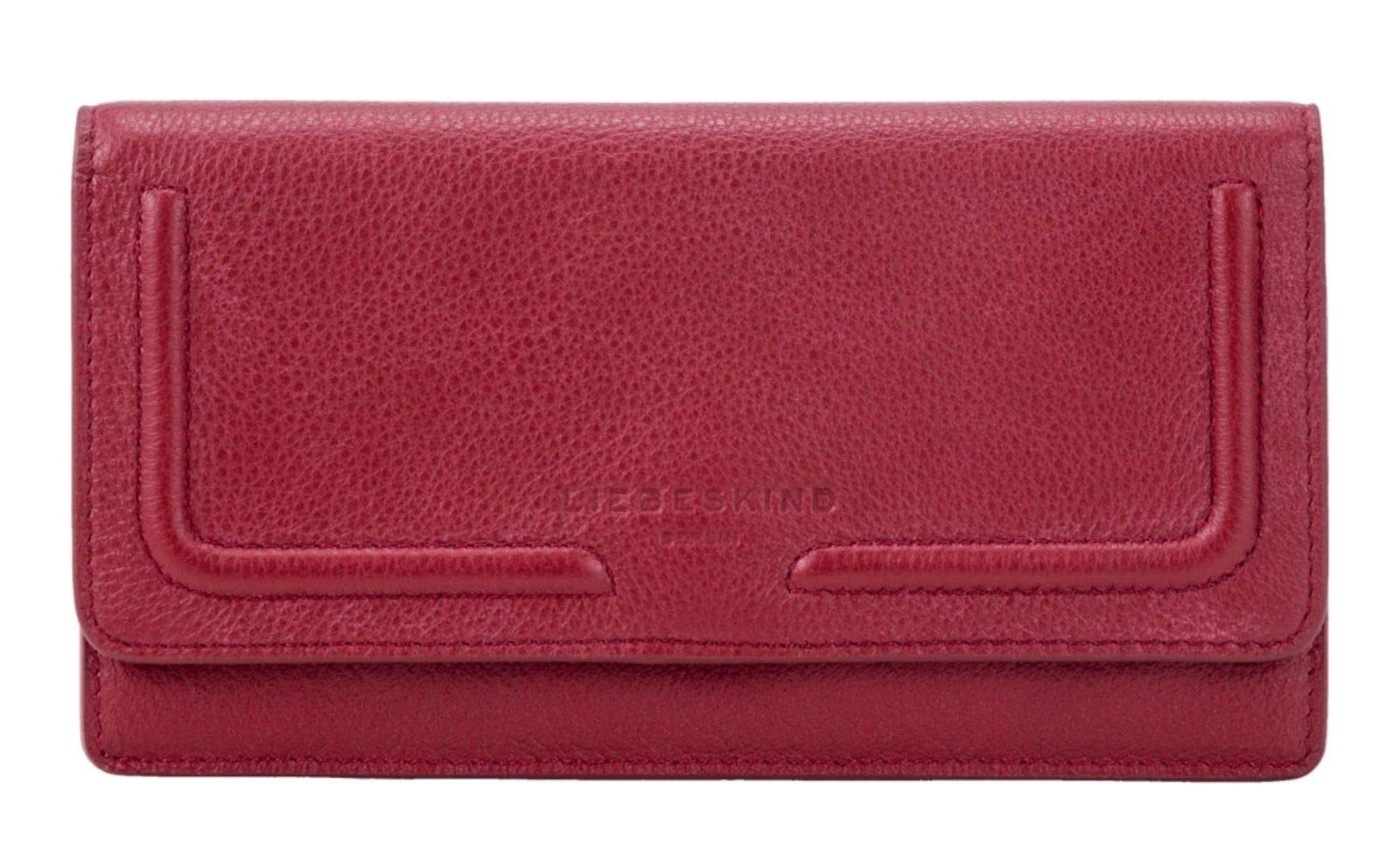 Berlin Centimetersb NoteSlam T Round Largefemmeportefeuillesrougedahlia Liebeskind Red2x11x19 X Love Wallet H knN0wO8PX