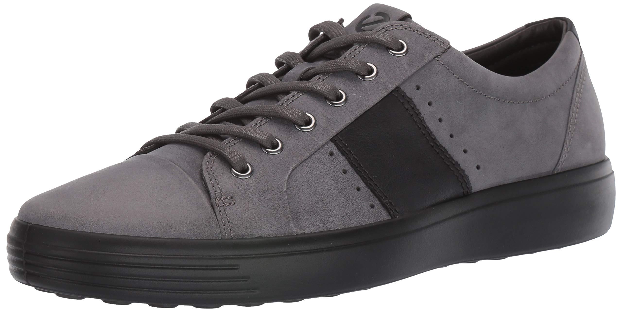 Eu MSneakers Ecco black Basses M 7 Soft 5125239 HommeGrismagnet BxdCeo