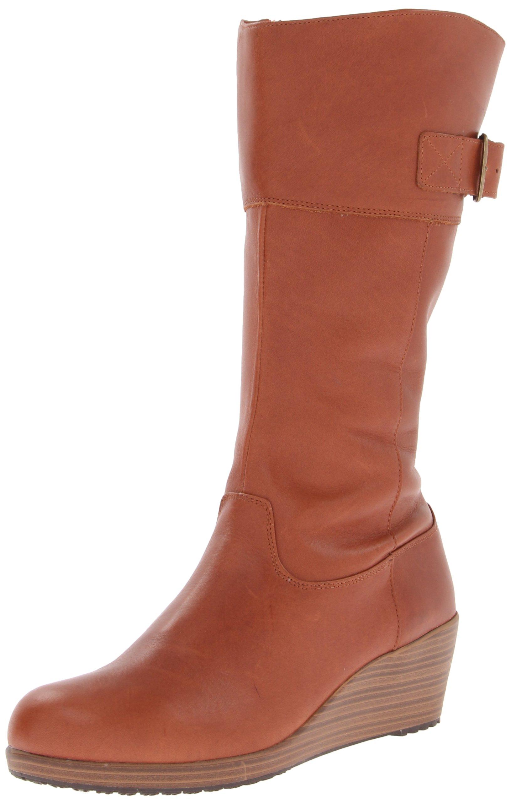 A BootBottes Eu Browncinnamon FemmeMarron leigh Crocs Leather walnut34 5 ZPiuOXTk