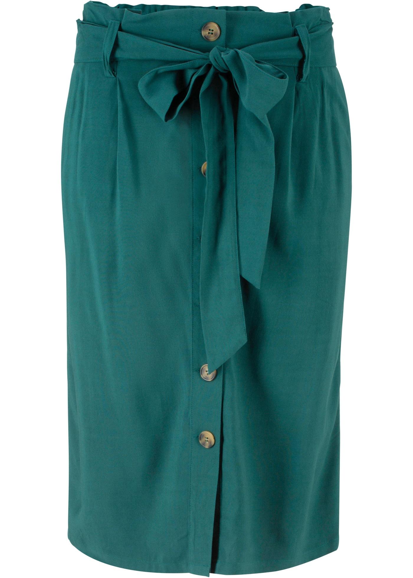CollectionJupe Kelly Bpc Pour Style Paperbag Femme Bonprix Maite Vert tsCorQhdxB