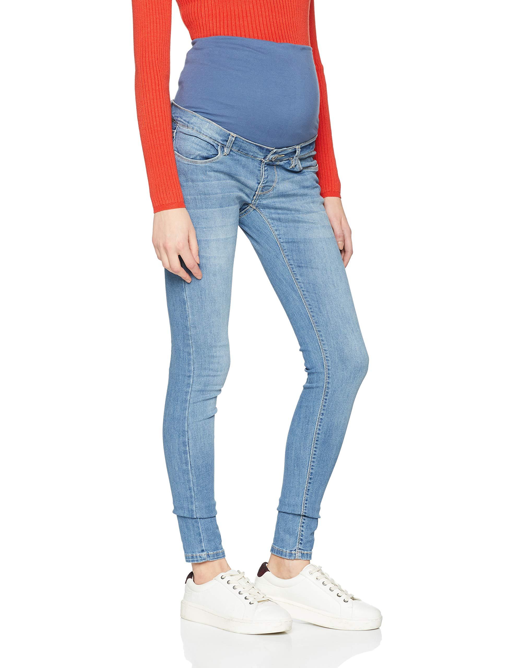 Jeans 32l MaternitéBleu P14429w Noppies X Femme Skinny Blue Avi Aged Otb E2IeHYWD9
