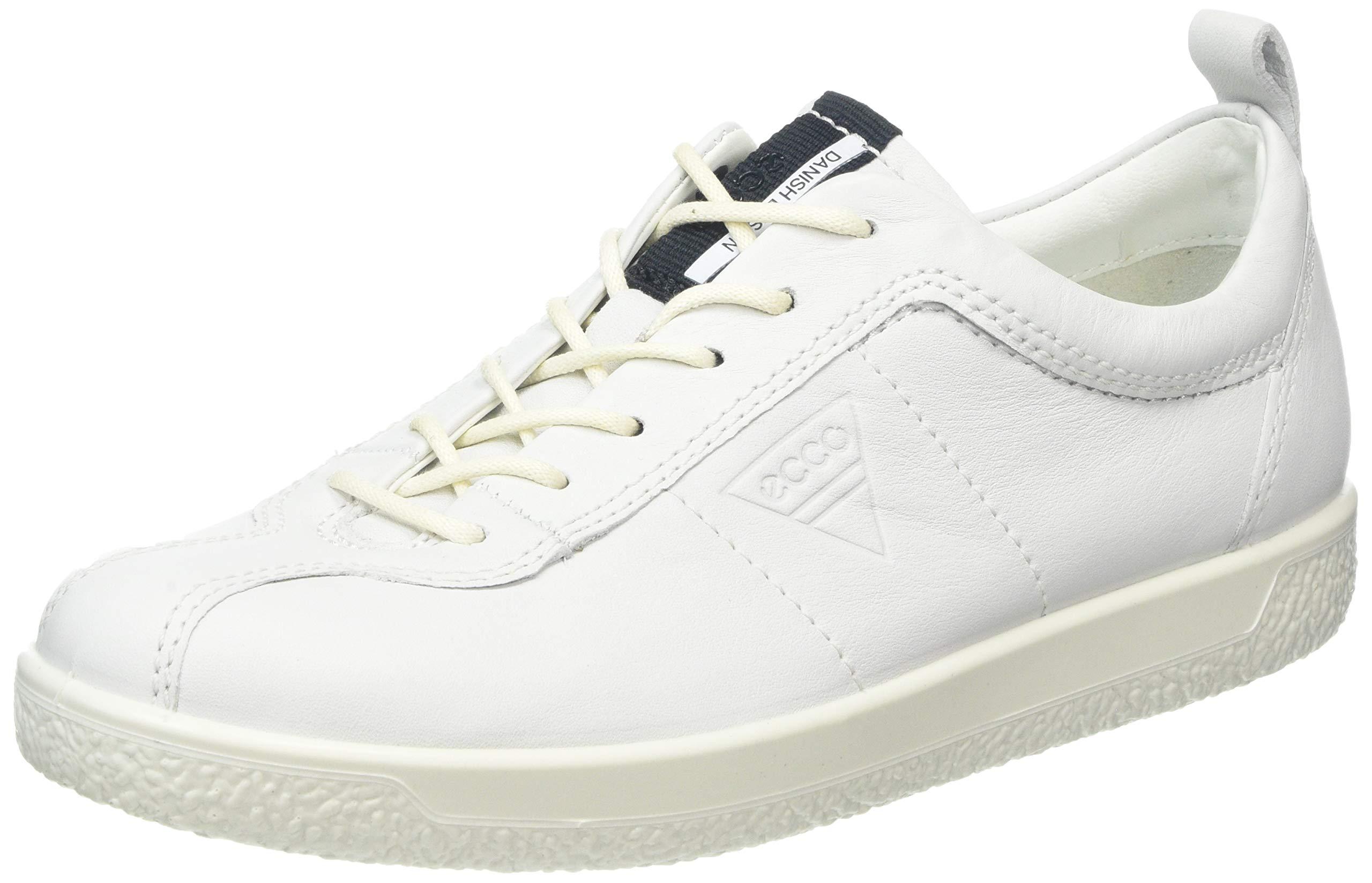 Ecco Eu 1Sneakers Basses Femmewhite41 Soft JKcTlF1
