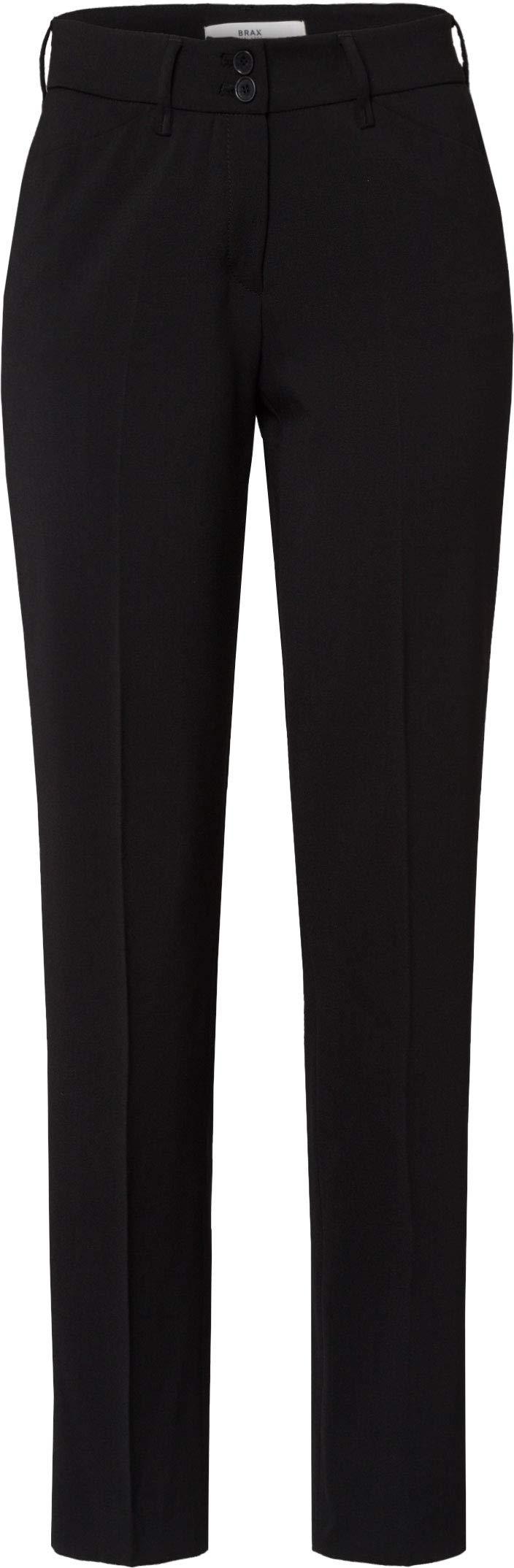 Brax 244taille Celine PantalonNoirblack Wool Flatfront Klassisch Clean Feminine Fit Fabricant42Femme rxoeWdCEQB