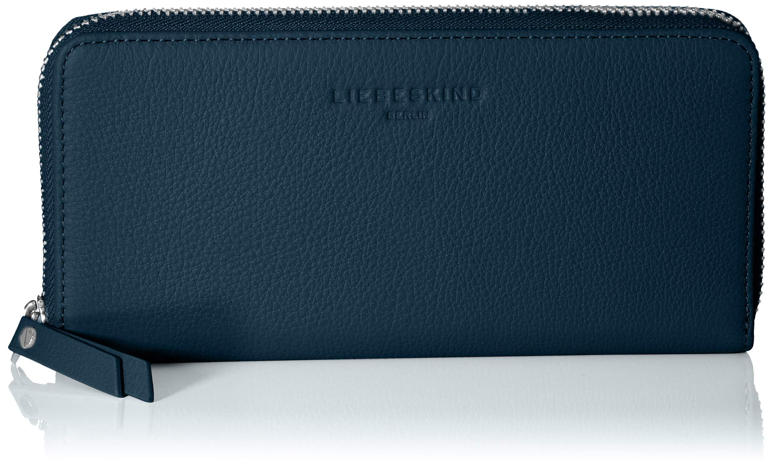 Centimetersb X Blue2x10x19 Wallet H SlgGigi Largefemmeportefeuillesbleuchina Liebeskind Berlin Basic T 3L4R5Aqcj