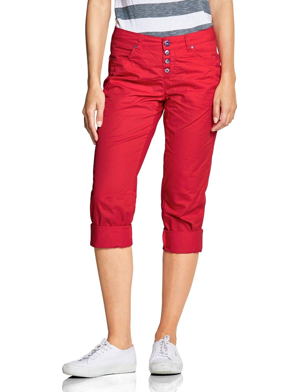 Jane Street One 372269 l26taille PantalonRougevivid Fabricant40Femme Red 1173740 8mvNn0wO