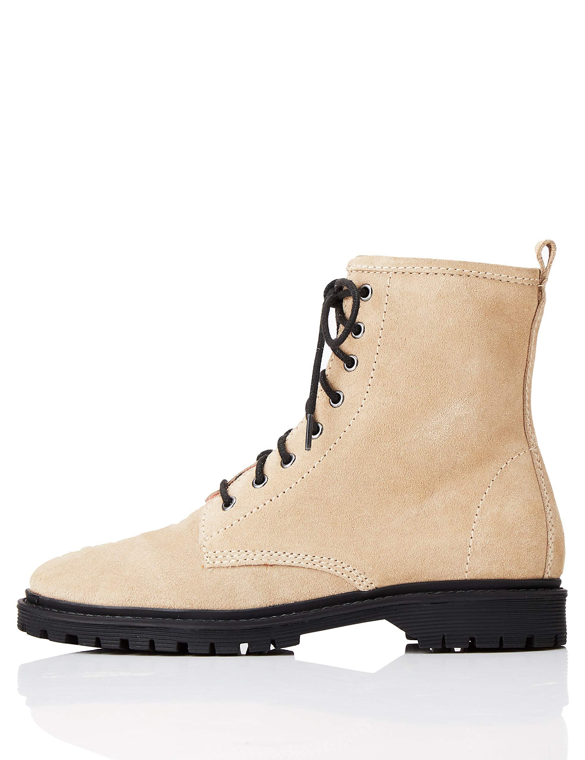 FindLace BootsMarron Up Desert Sand41 Eu Chunky ARL5j34