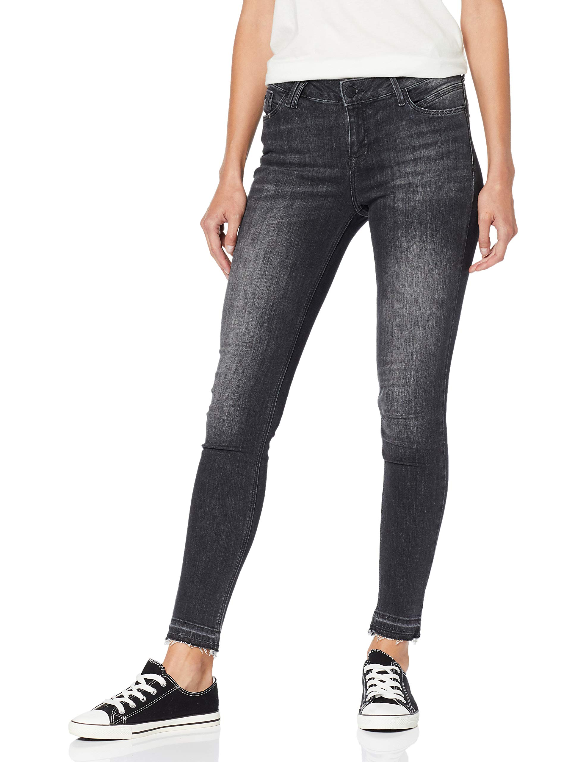 01138taille Fabricant29Femme Jean Used Cross Jeans Giselle SkinnyNoirblack vn0wmN8