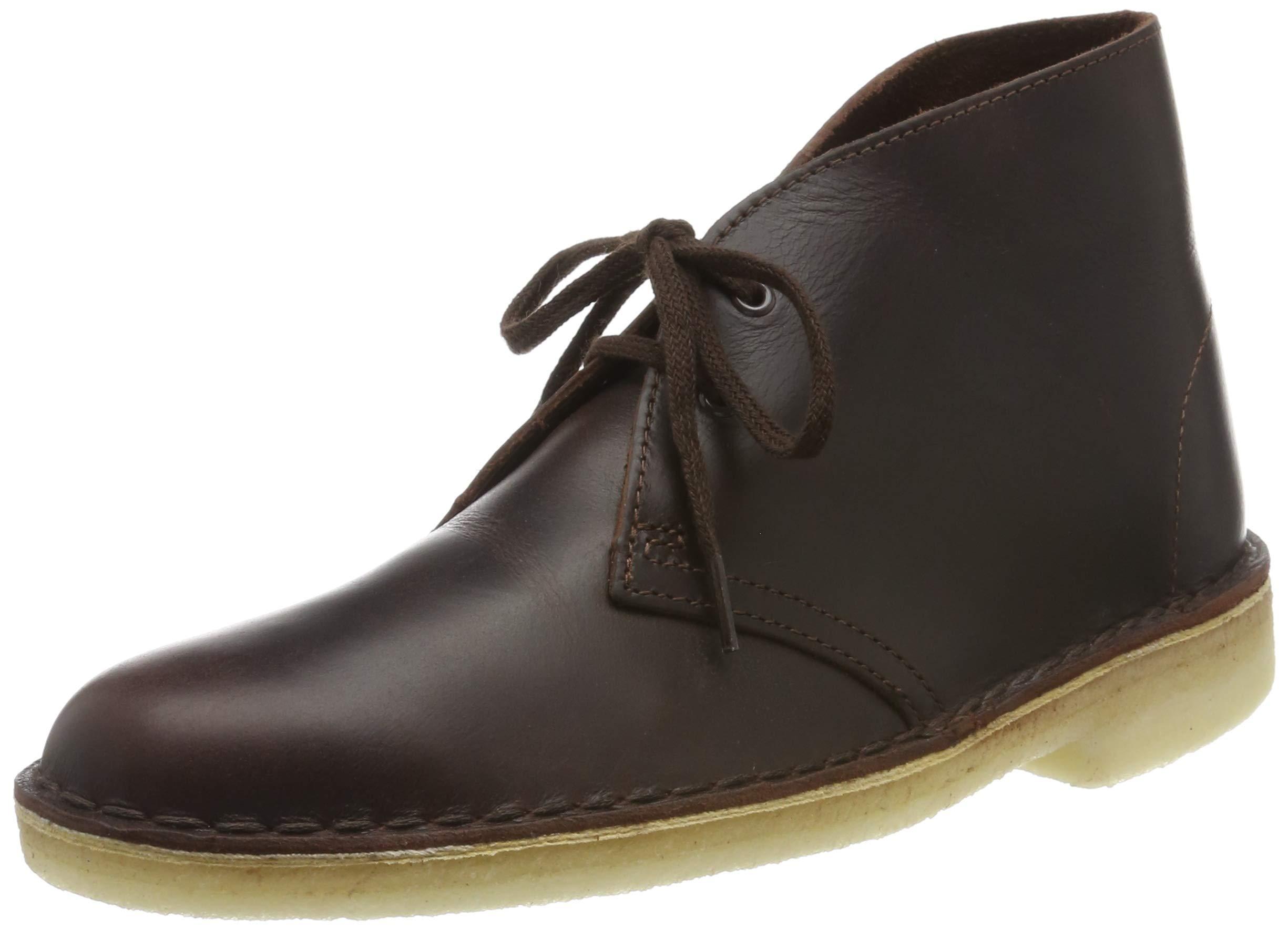 Leather39 Clarks Chestnut BootFemmeMarron Desert Eu KcJl3TF1