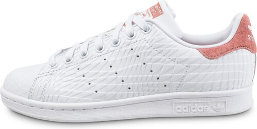 détaillant en ligne 49379 50aa4 adidas Baskets/Tennis Stan Smith Triangle Raw Blanche Et ...