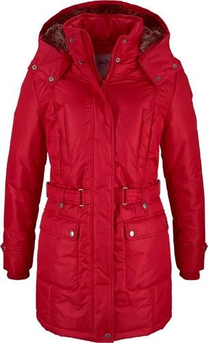 meilleures baskets 9cf82 f4b35 John Baner JEANSWEAR Bonprix - Manteau d'hiver rouge manches ...