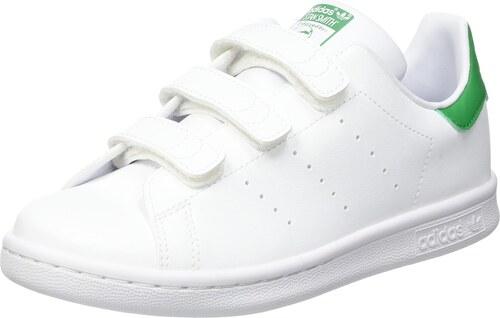 adidas Originals Stan Smith CF C, Baskets Mixte Enfant, Cloud ...