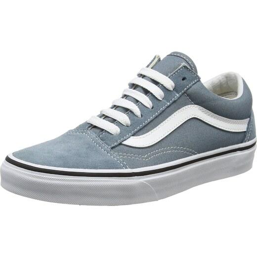 Vans Old Skool, Chaussures de Running Mixte Adulte, Bleu