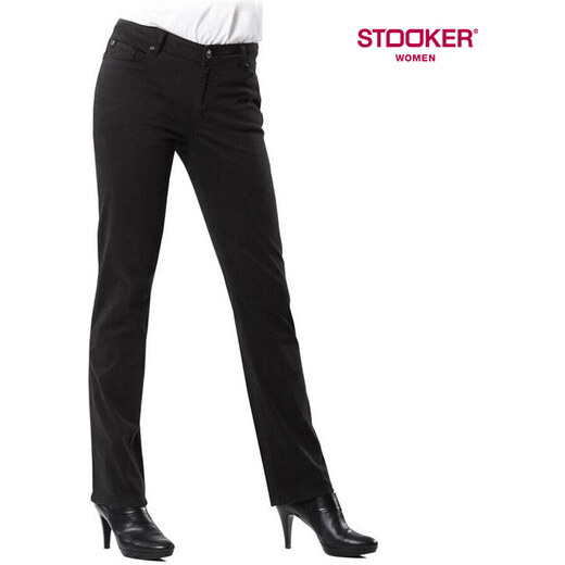Stooker_Women Jeans Slim Fit Stooker Zermatt Noir