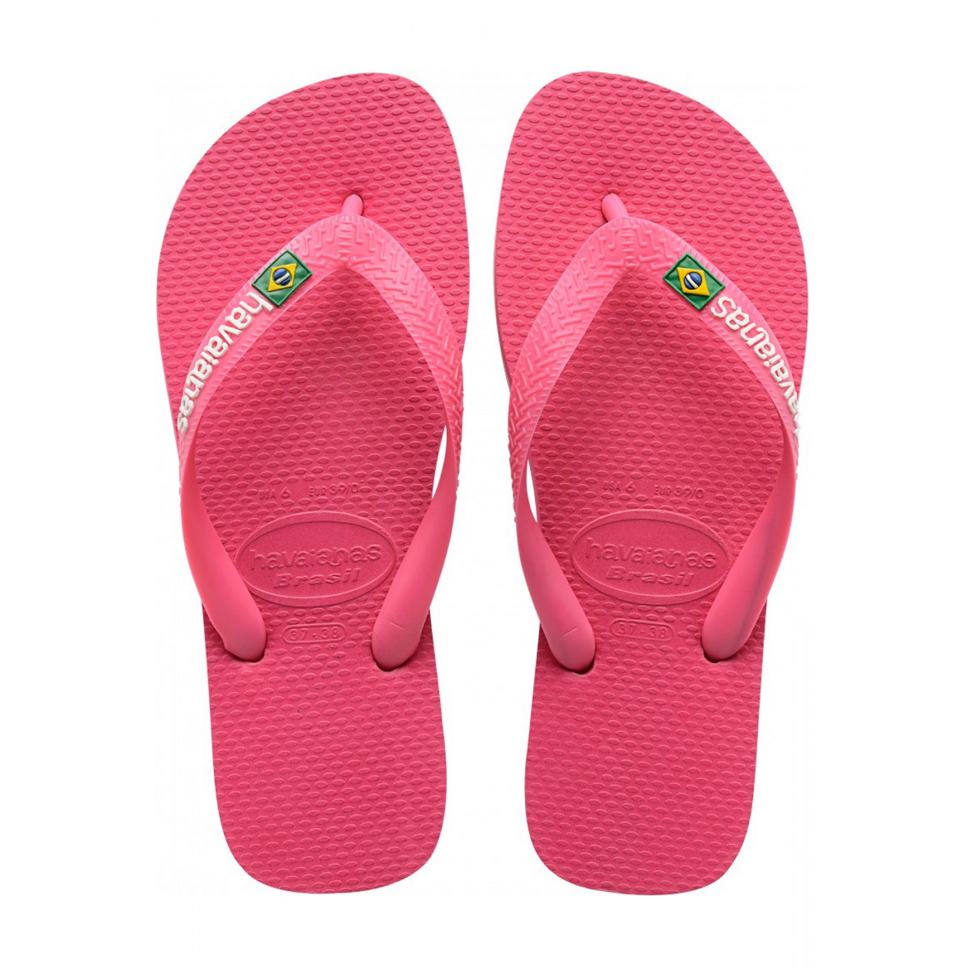 Havaianas Logo Orchid Brazil Tong Rose wOTkPZiulX