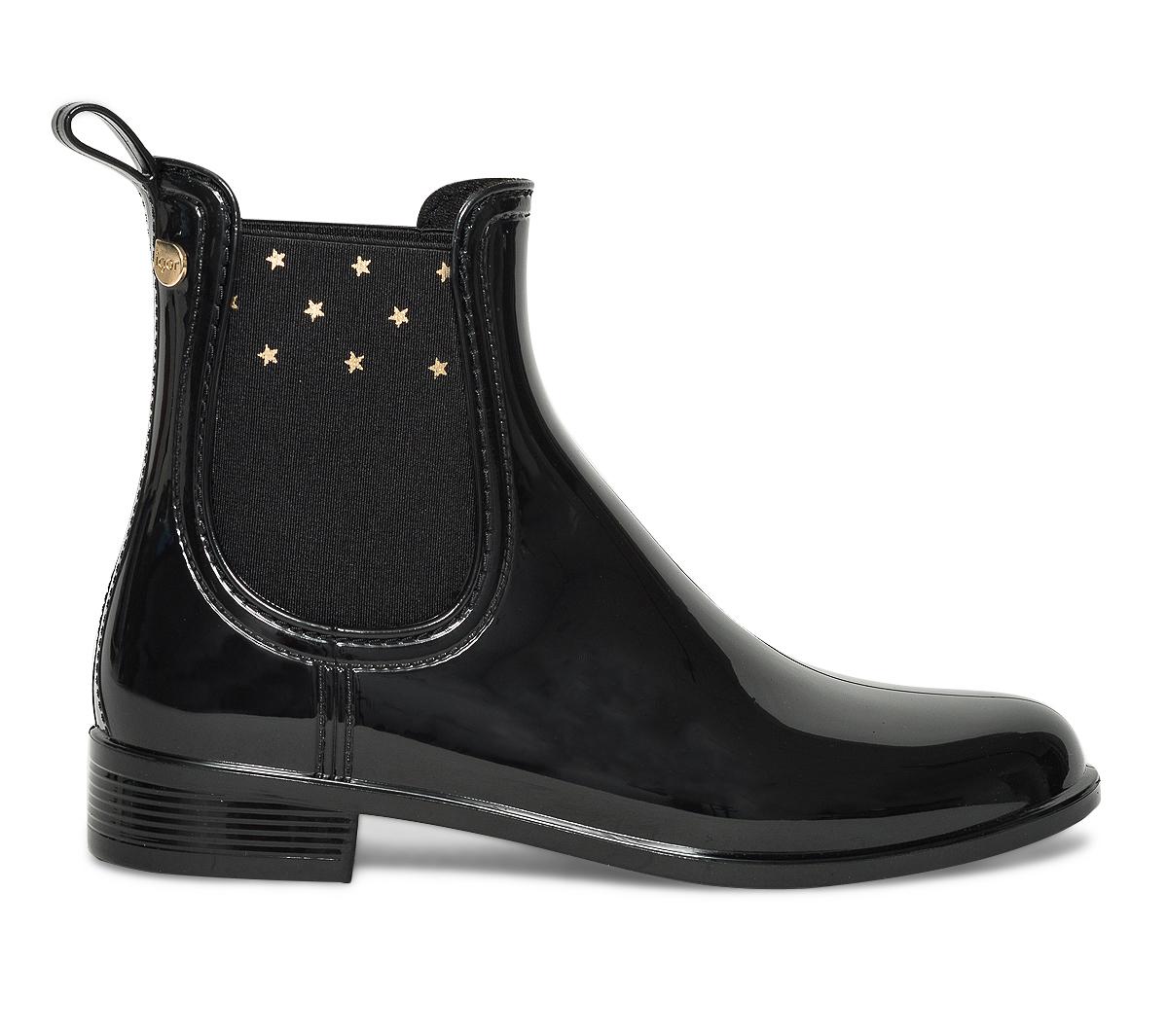 Igor Étoiles Plastique Noir Chelsea Boots BtshCQrxd