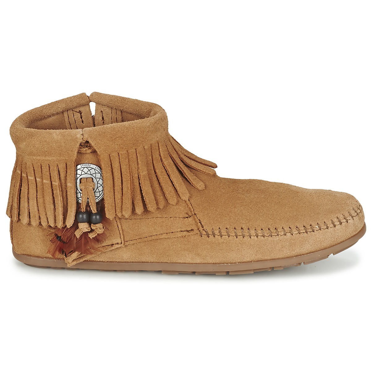 Minnetonka Boots Concho Feather Boot Minnetonka Minnetonka Boots Concho Feather Boot PkOXZiu
