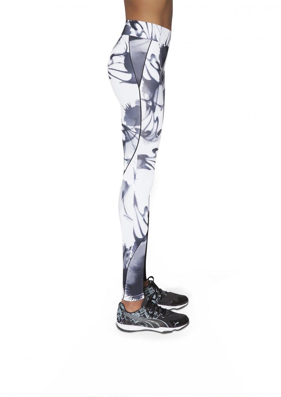 Leggings Sport Calypso De Bleu Femme Bas exoWrBdC