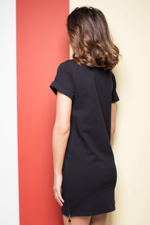 Black Katrus Robe Femme Black Katrus K349 K349 Katrus Femme Robe doBerxC