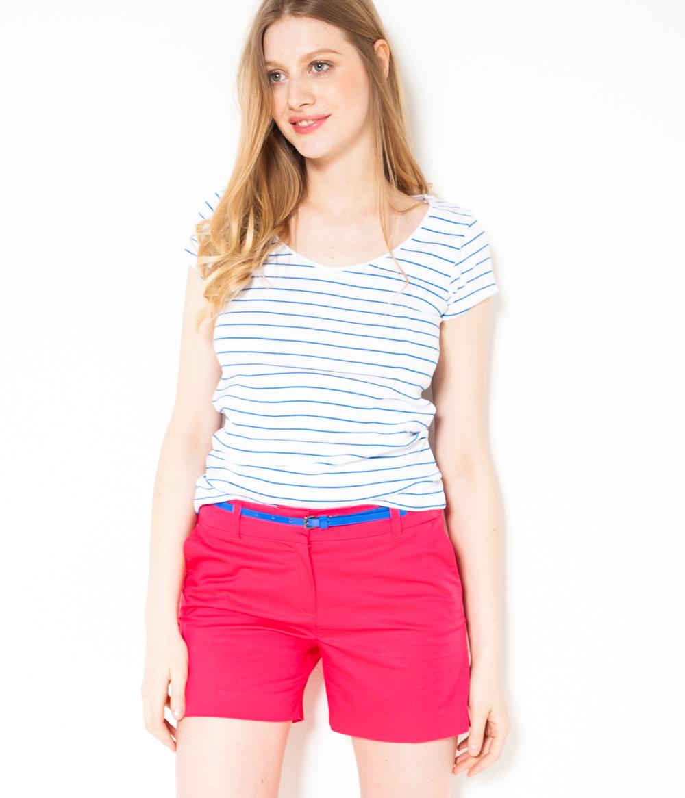 T Camaïeu shirt 100Coton Femme Camaïeu T txhQCrsd