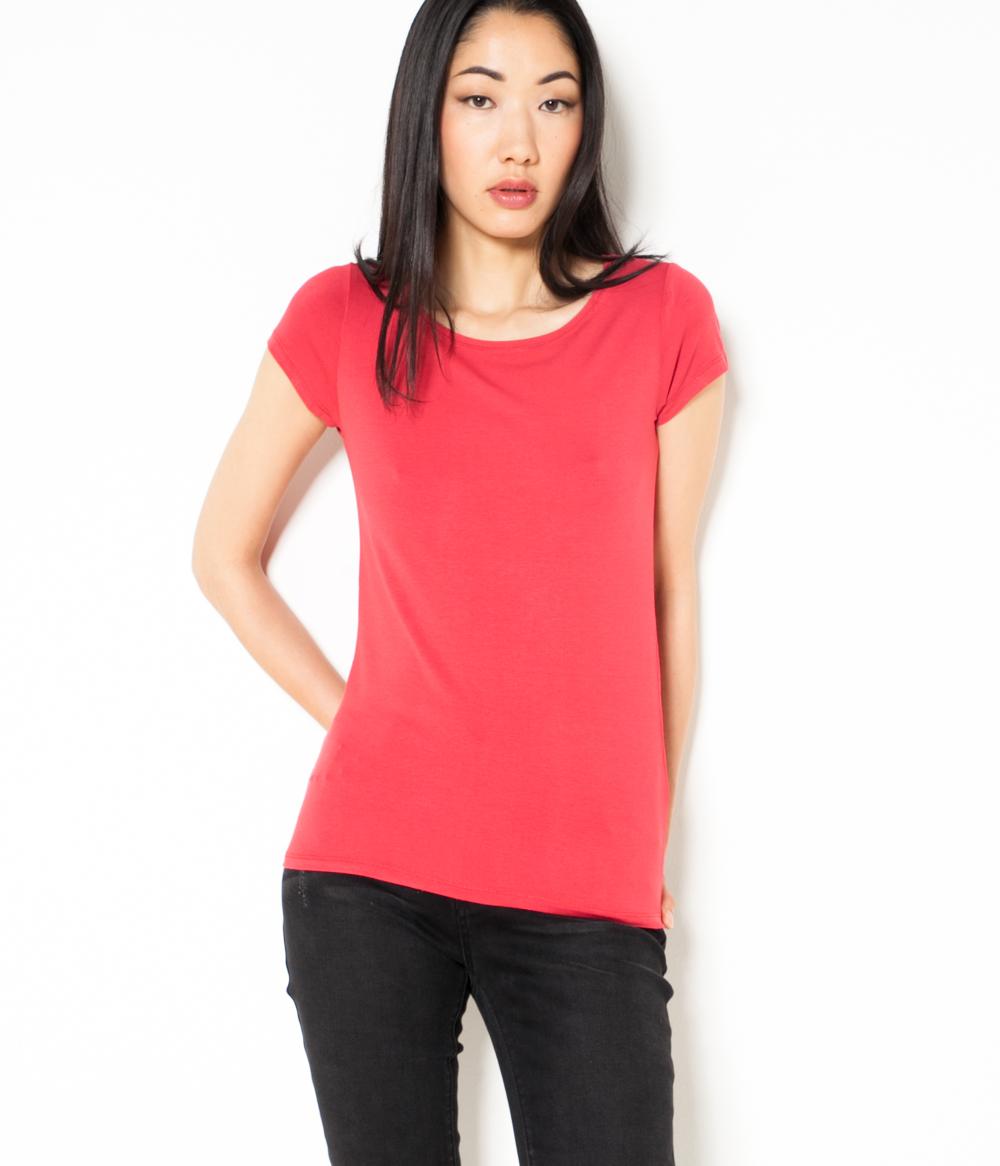 Manches Camaïeu Femme shirt Courtes T FKcTlJ1