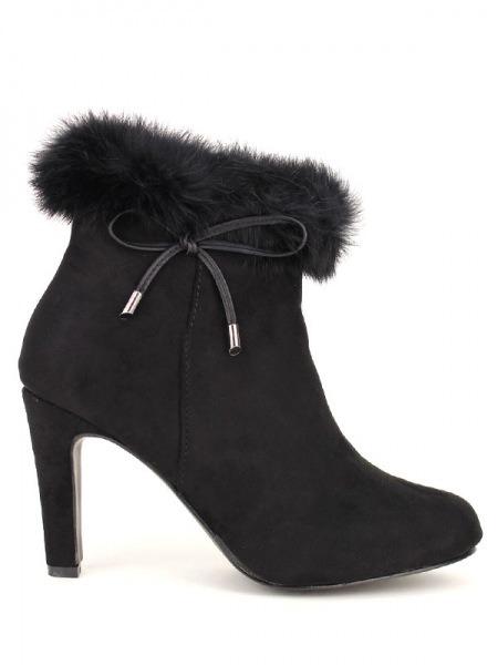 Lows Black Boots Boots SabrinaCendriyon SabrinaCendriyon Lows Black Lows CrdBoex