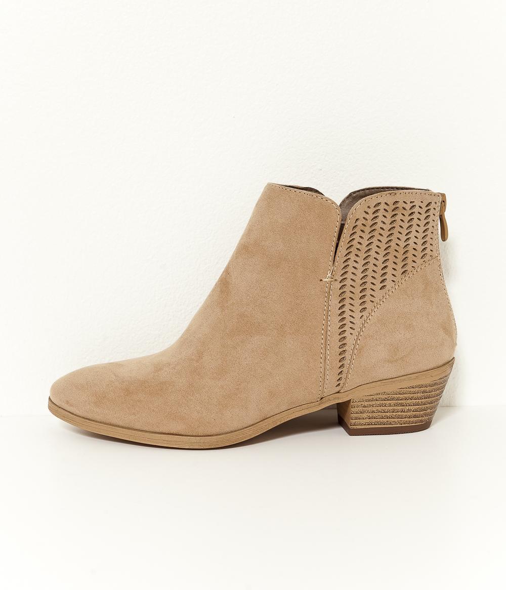 Femme Boots Boots Camaïeu Zippées Camaïeu 8mv0yNnwO