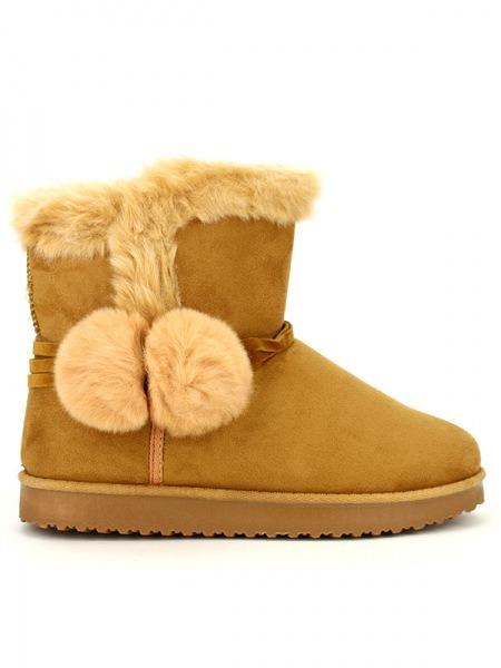 Fourrée Camel Boots Camel CiakCendriyon Boots Boots Fourrée Camel CiakCendriyon wO0P8Xnk