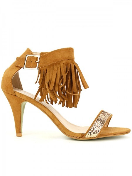 Simili CinkCendriyon Sandale Camel Sandale Camel CinkCendriyon Simili MzGqSUVp