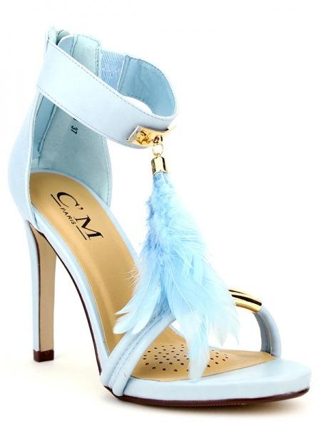Sandale C'mCendriyon Lovely Lovely Lovely Sandale Blue Sandale Blue C'mCendriyon b67gfy