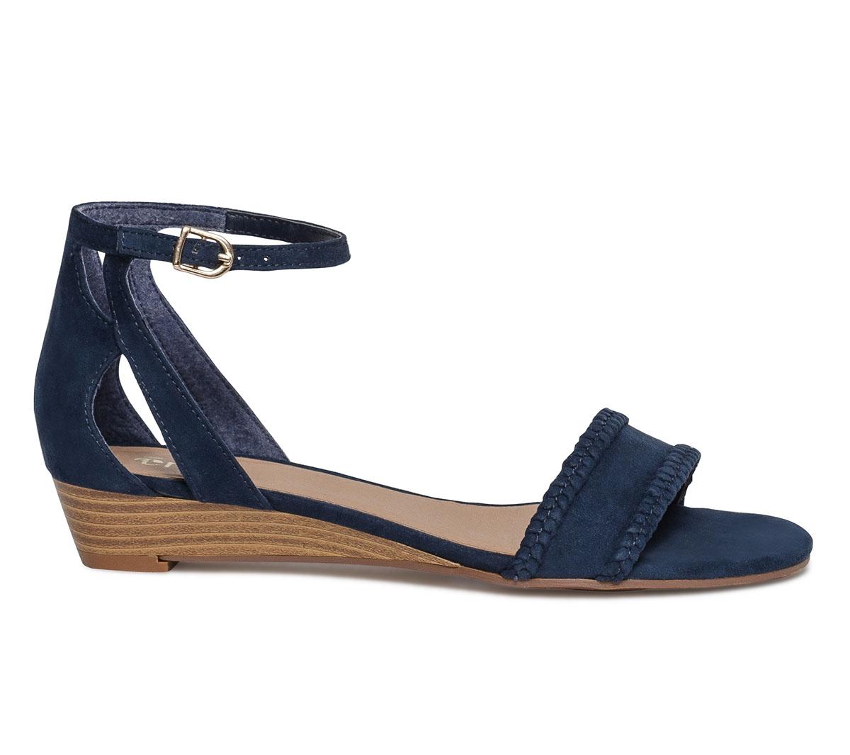 Sandale Marine Sandale Eram Marine Bleu Compensée Eram Eram Sandale Compensée Bleu WEDHIY2e9