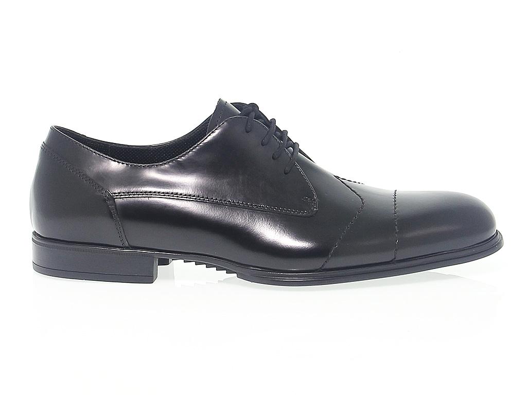 À Cesare En Chaussures Peau Lacets Paciotti wnm80N