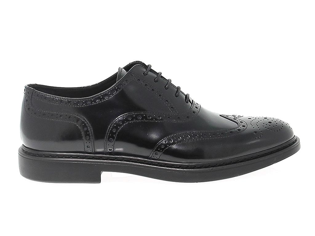 À Business Chaussures Docksteps Peau En Lacets Aj5RL4