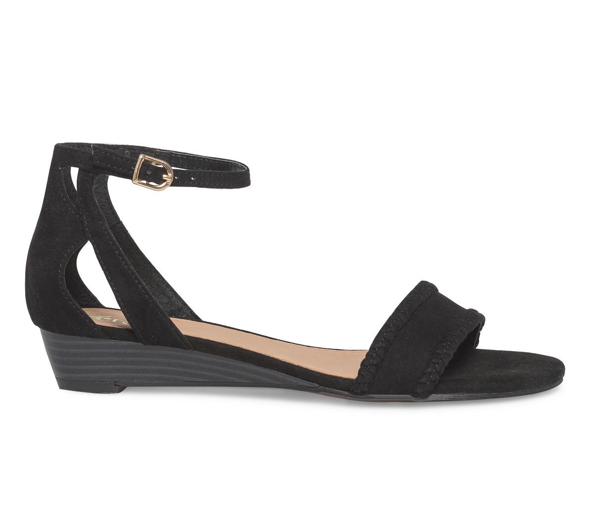 Sandale Noire Compensée Eram Sandale Noire Compensée Compensée Sandale Eram Eram MSzpVU